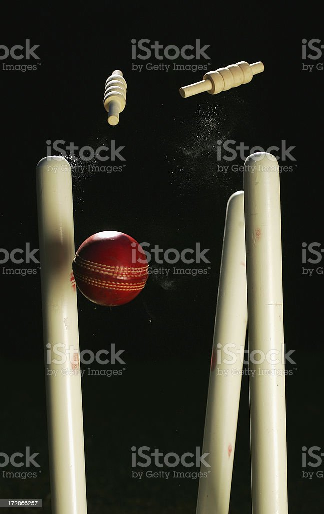 Cricket Stumps – Foto