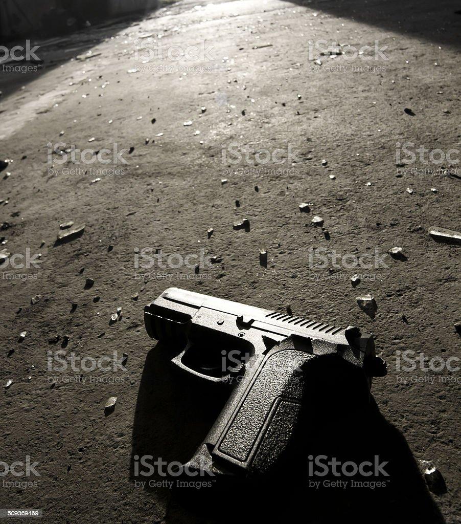 crime evidence stock photo