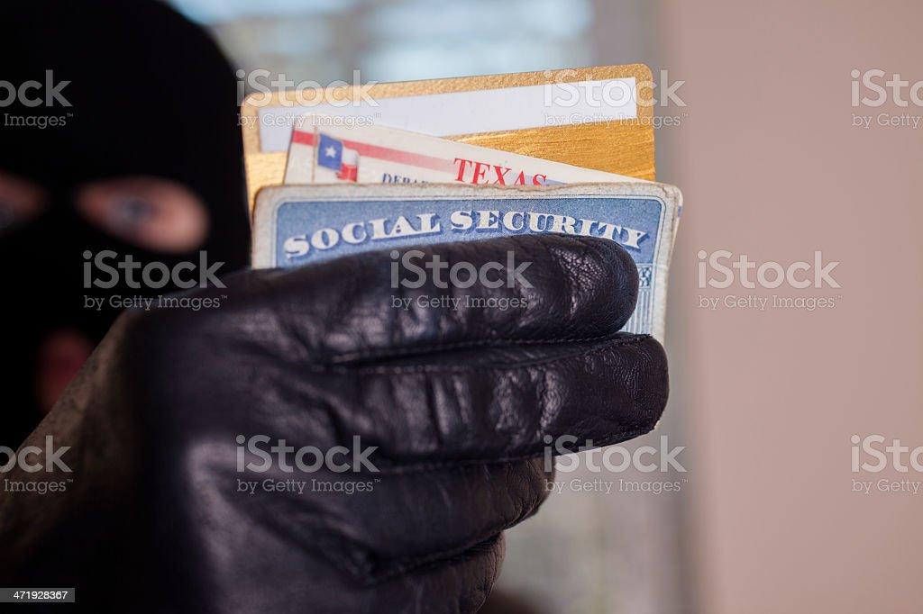 犯罪。 マスク theif 飲む身分証明書をご利用いただけます。 ストックフォト
