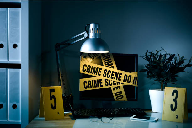 crime - computer crime stock pictures, royalty-free photos & images