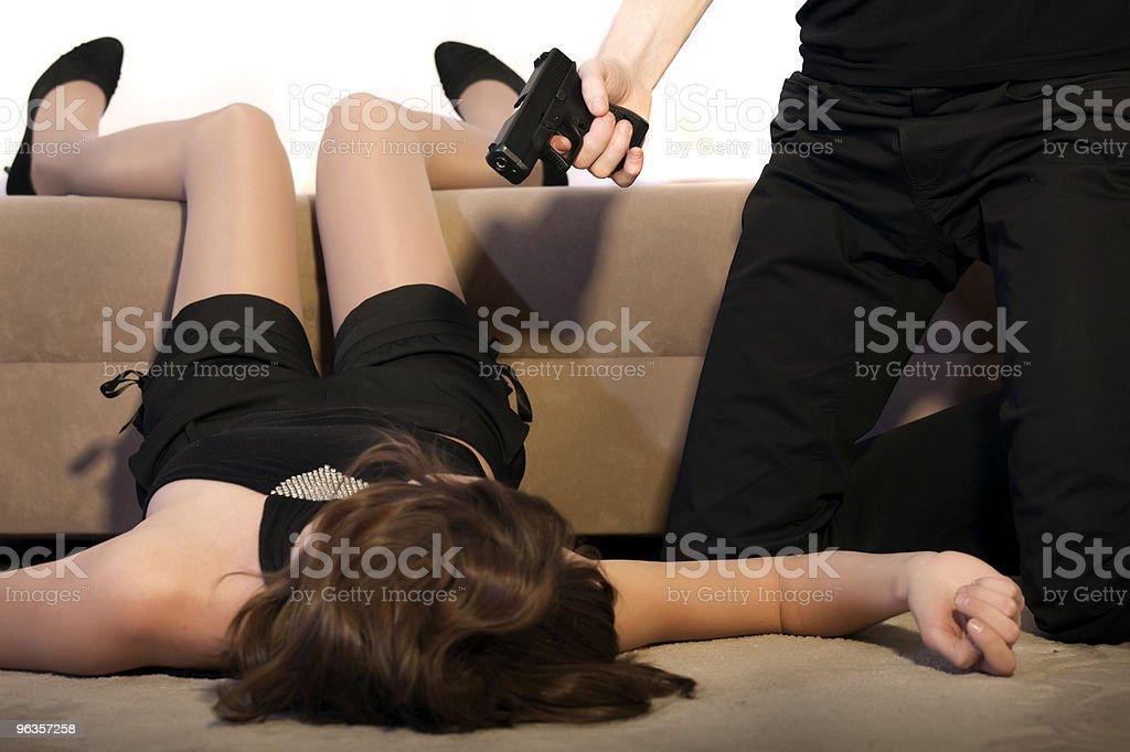 crime royalty-free stock photo
