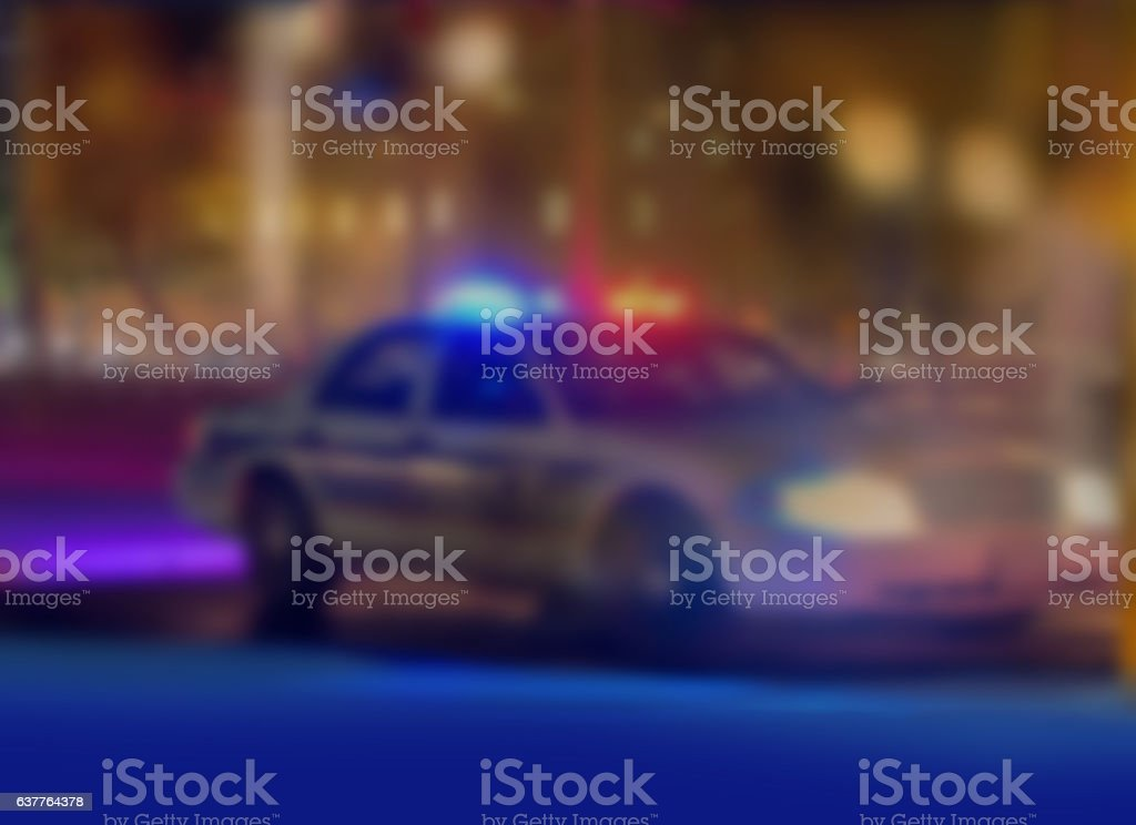 Crime Scene Blurred Law Enforcement And Forensic Background Stock Photo Download Image Now Istock