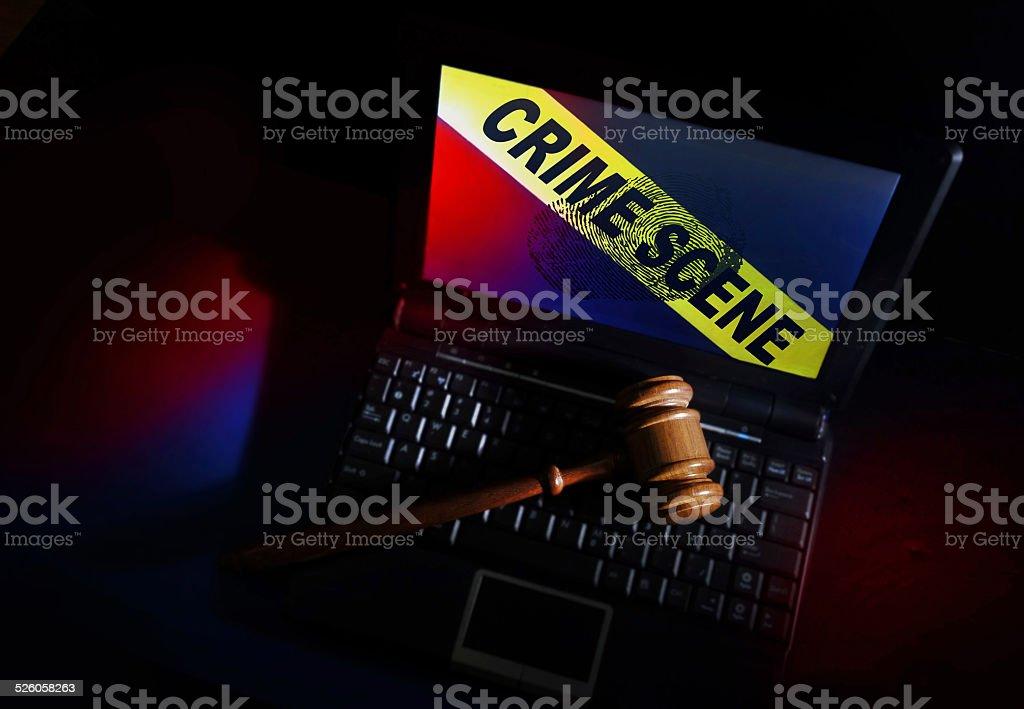Lieu du Crime PC - Photo