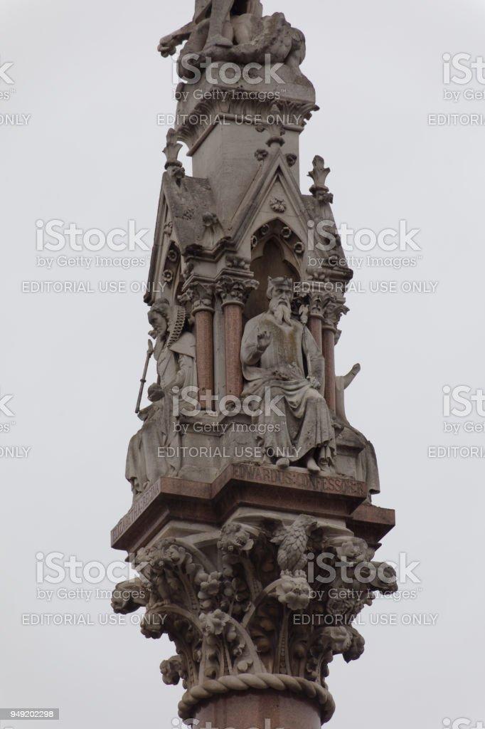 Crimea and Indian Mutiny Memorial stock photo