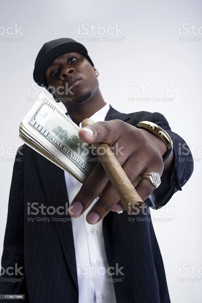 Criminals want YOU! stock photo