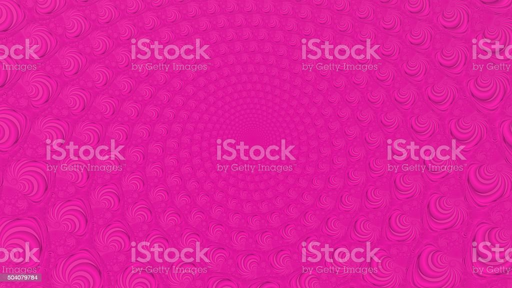 Crimson abstract fractal background stock photo