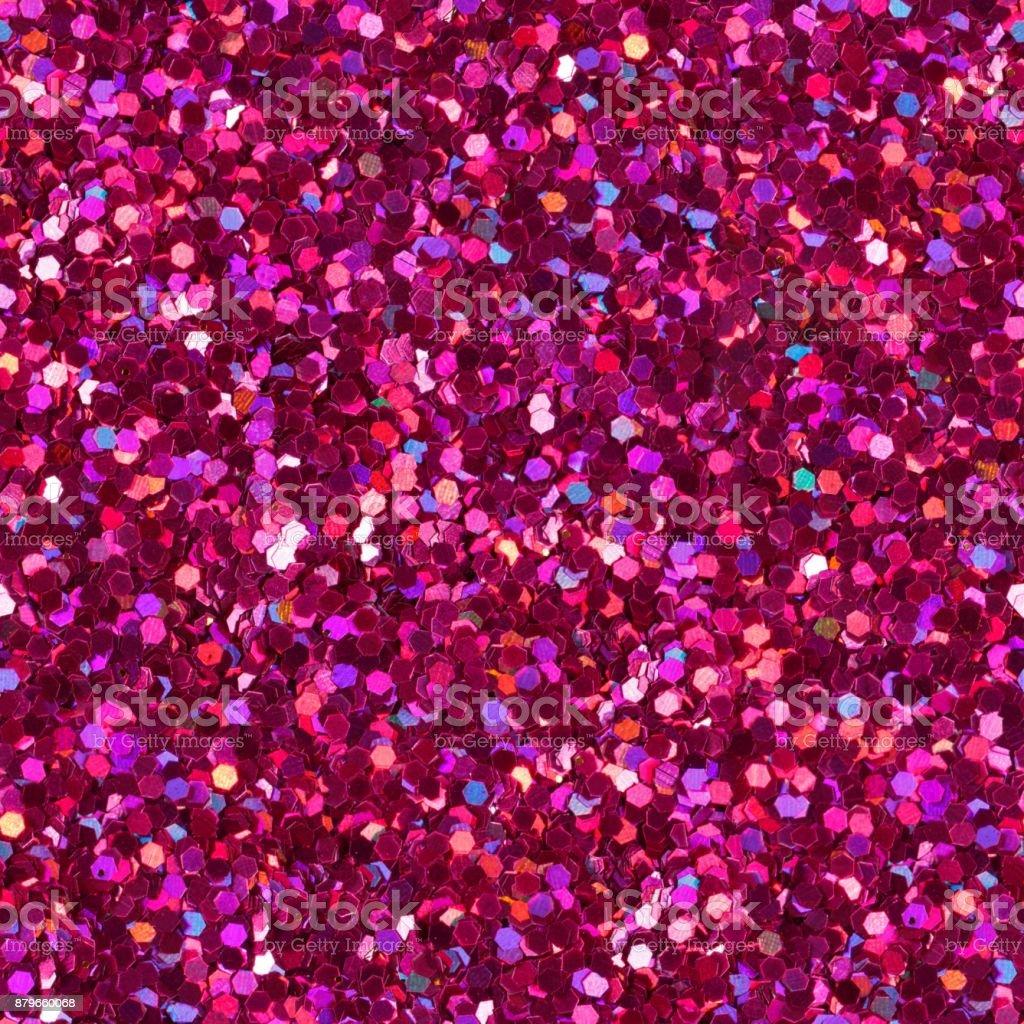 Crimson shiny background. Seamless square texture stock photo