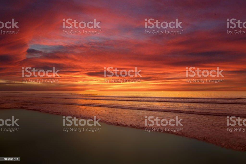 Crimson Tide stock photo