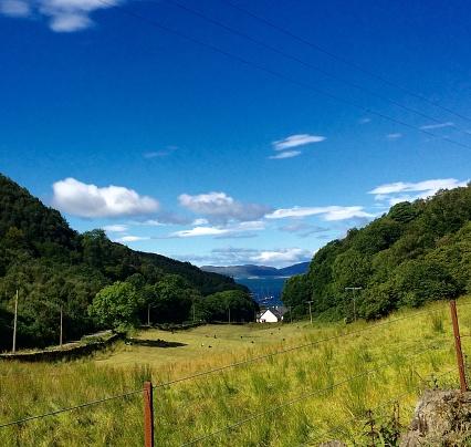 Crinon Schotland Stockfoto en meer beelden van Buitenopname