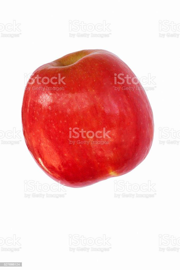 Cripps pink apple stock photo