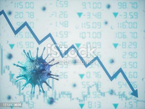 istock Crises Due To Coronavirus 1213929638