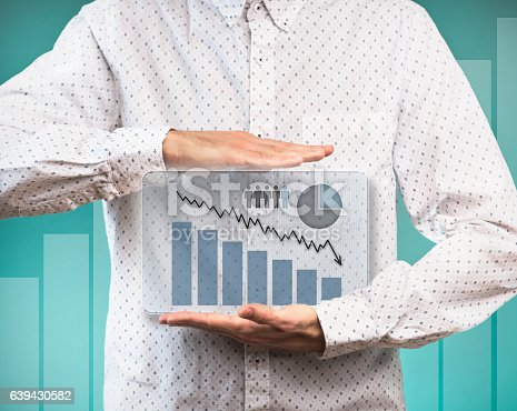 istock Crisis /Business concept (Click for more) 639430582