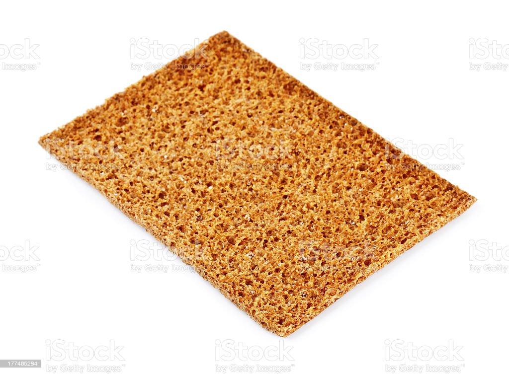 crisp cracker royalty-free stock photo