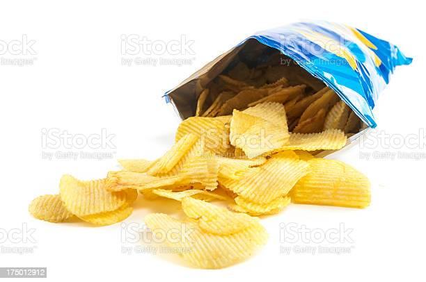 Crisps-foton och fler bilder på Bag