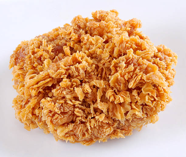 Crispy Chicken Piece-4 stock photo