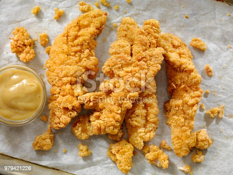 Crispy Chicken Strips