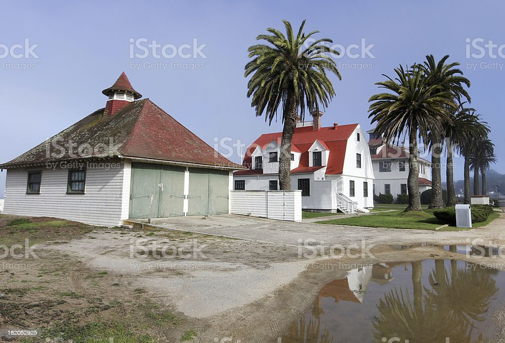 Crissy Field in San Francisco, California royalty-free stock photo
