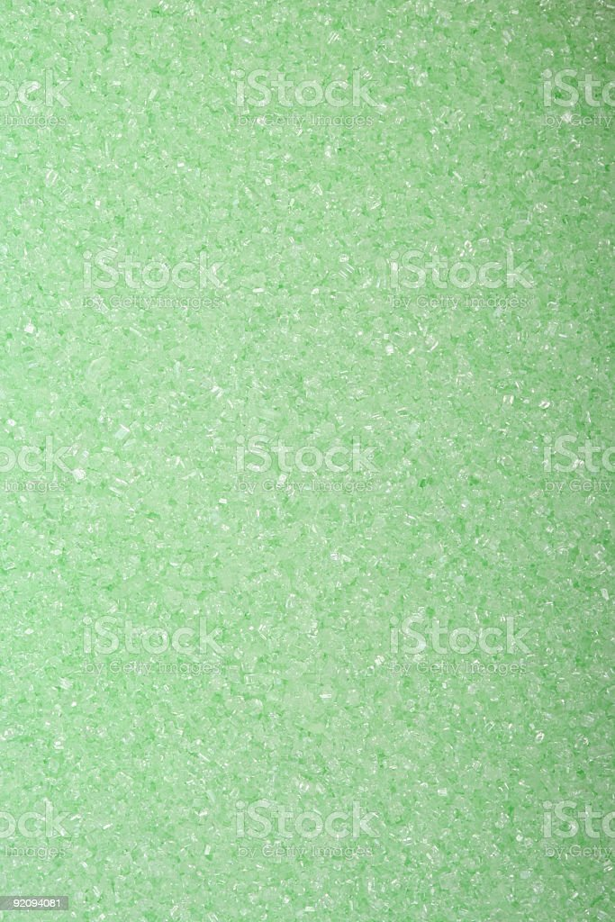 Cristals background stock photo