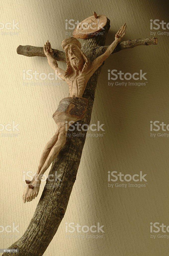 Rama de Cristo - foto de stock