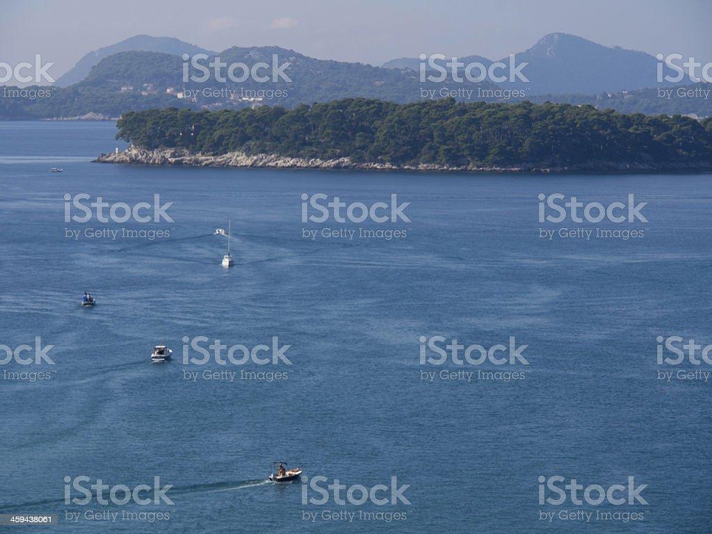 kroatien stock photo