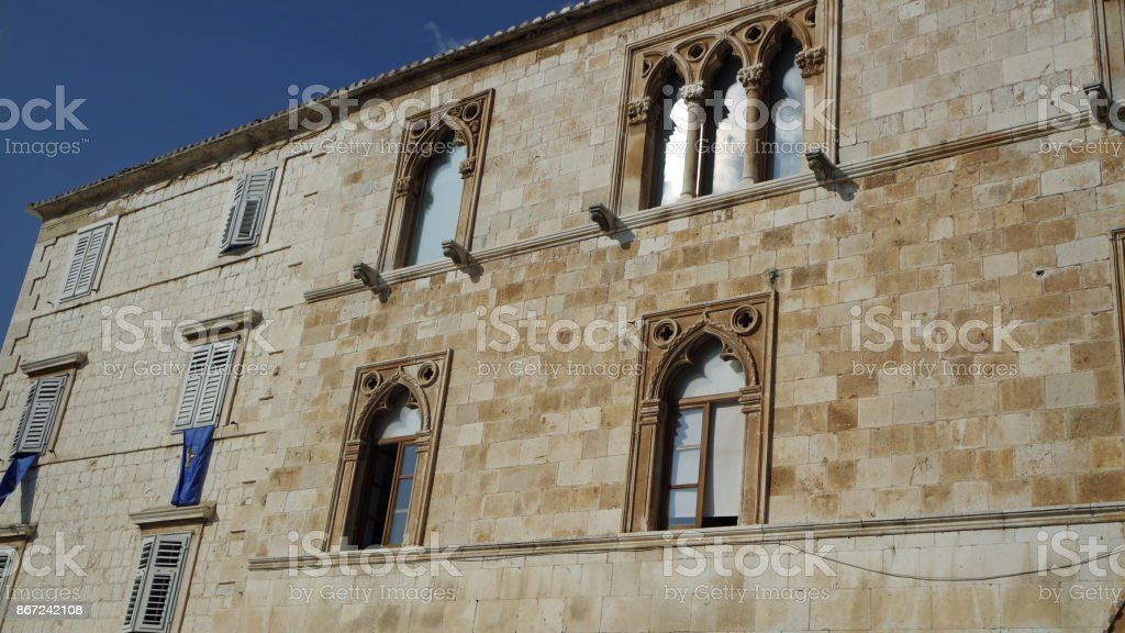 croatia stock photo