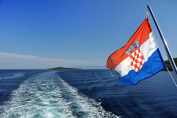 Croata cruzeiro - foto de acervo
