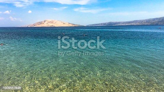 Croazia - Costa Dalmata , Novalja Isola di Pag, 2