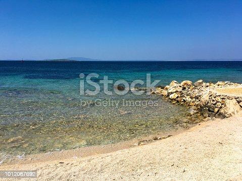 Croazia - Costa Dalmata , Novalja Isola di Pag,