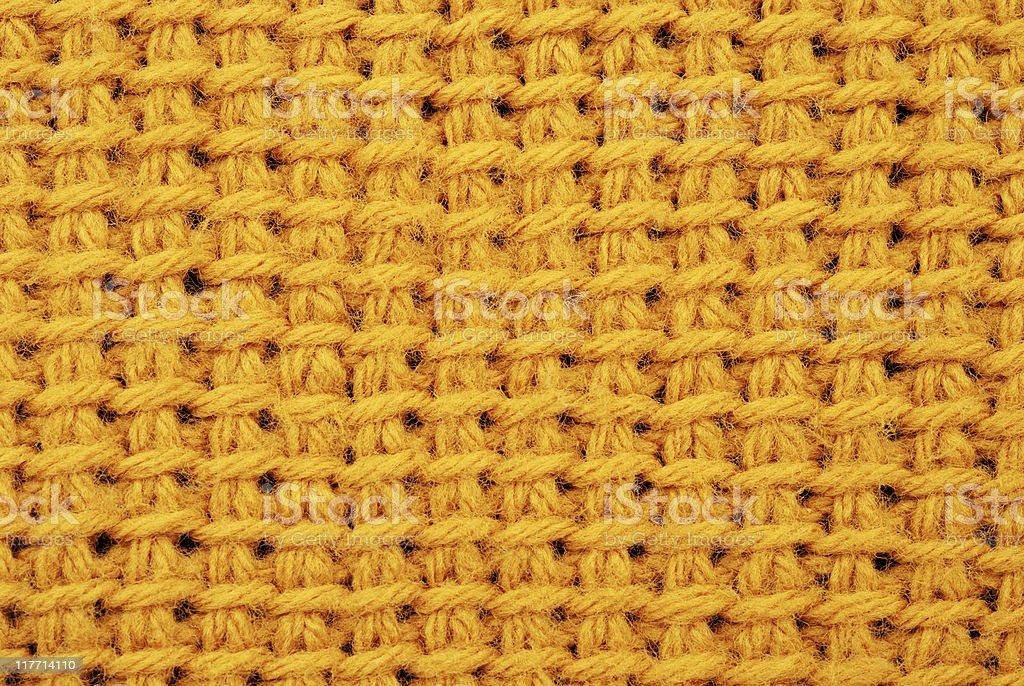 Crochet background royalty-free stock photo