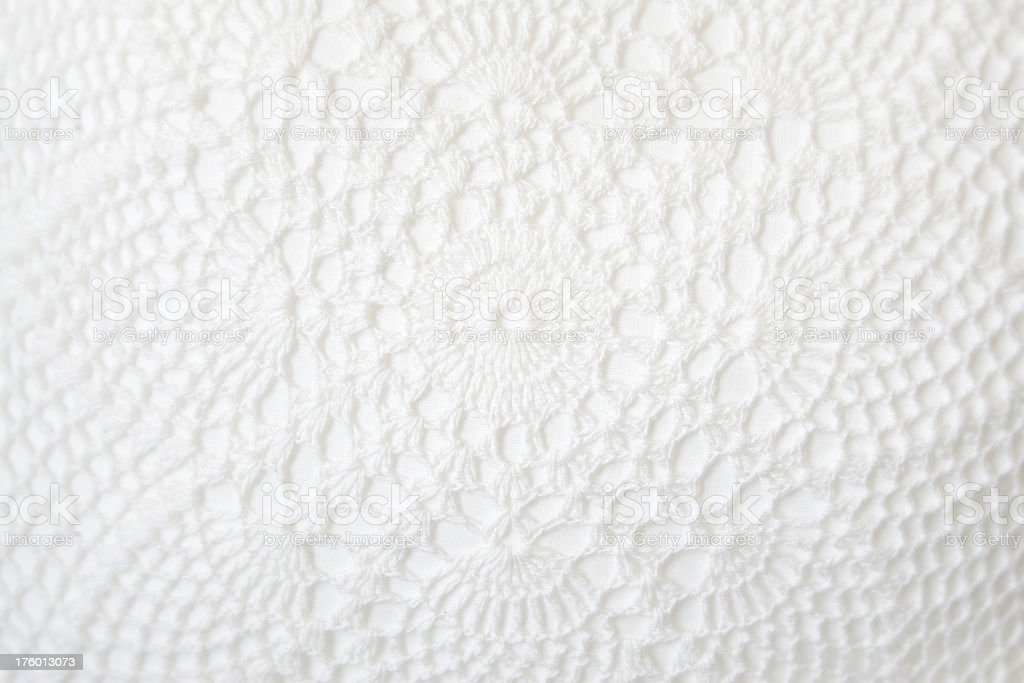 Crochet Background royalty-free stock photo