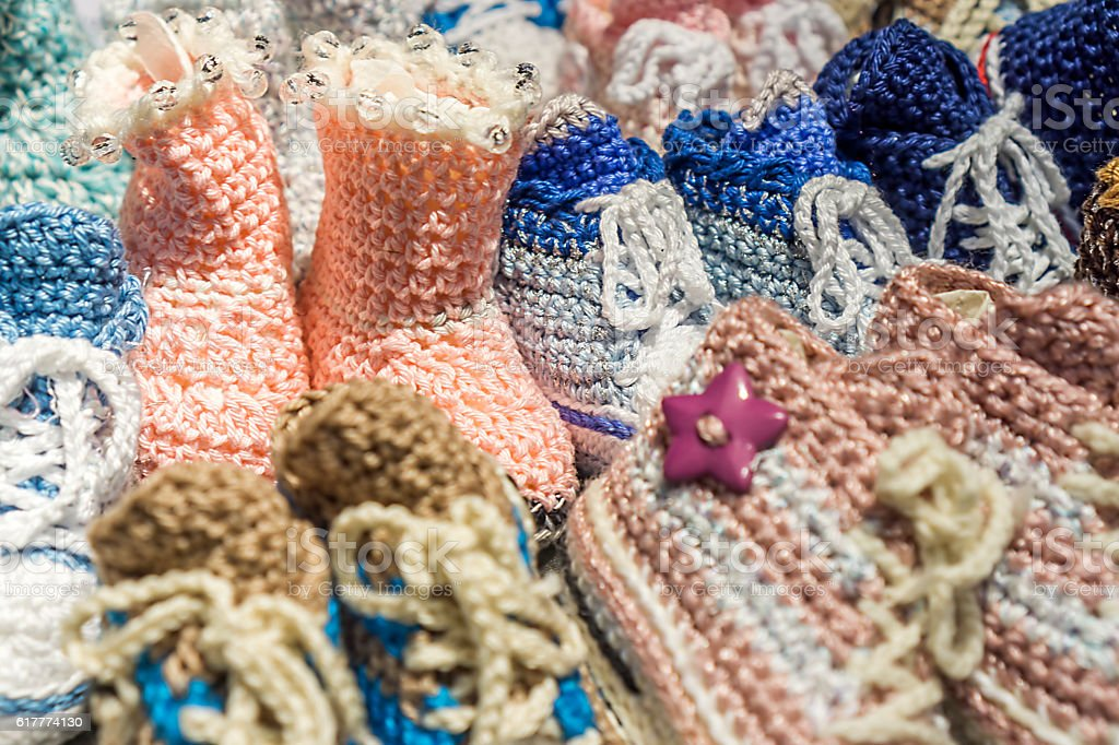 Crochet stock photo