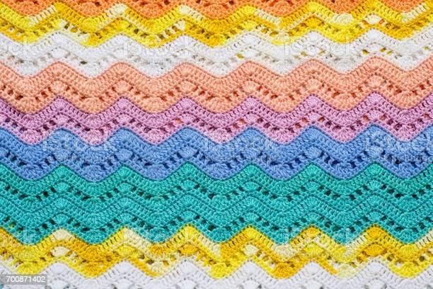 Crocheted multicolored cotton fabric in summer colors striped w picture id700871402?b=1&k=6&m=700871402&s=612x612&h=fkutuesaqmmmlcaika5c4qi1haz6ap5fqz4lqdoilmo=