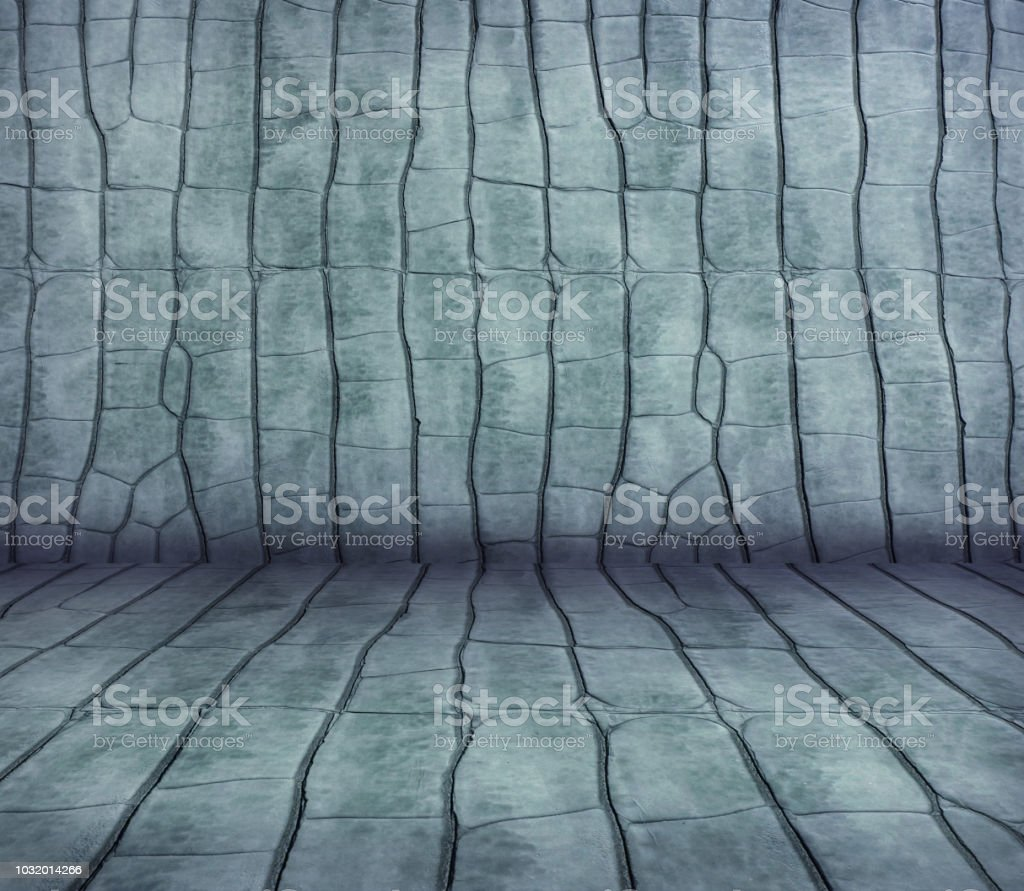 Crocodile at stomach part skin texture abstract wall and floor background beautiful art creative design. stock photo