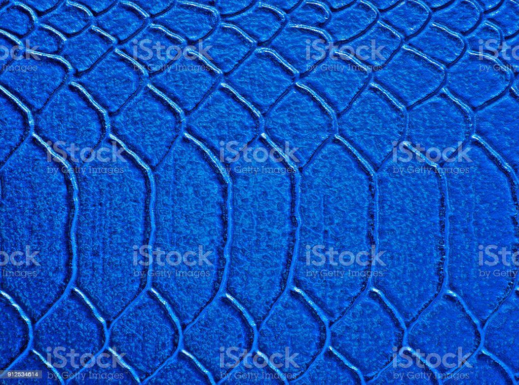 Crocodile leather texture background stock photo