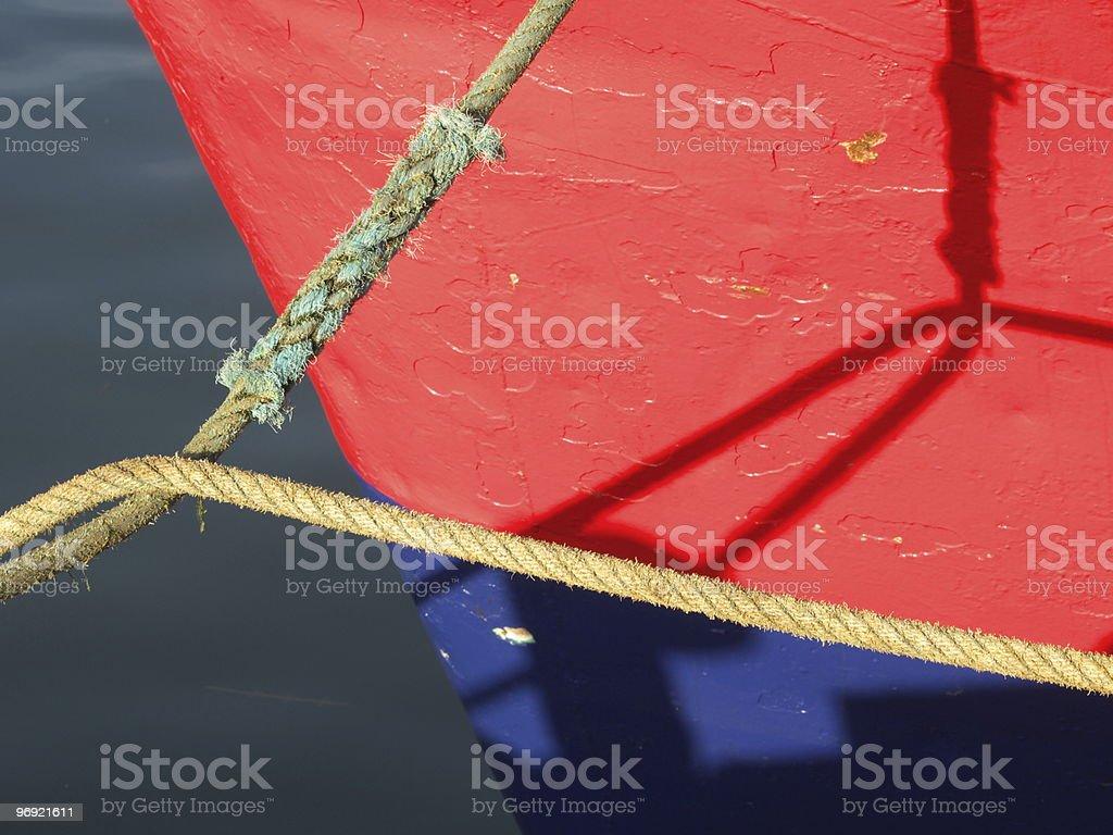 Croisements marins royalty-free stock photo