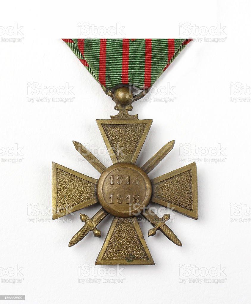 Croix de guerre 1914 1918 – zdjęcie