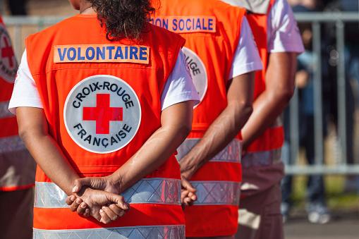 Croix Rouge Française Stock Photo - Download Image Now