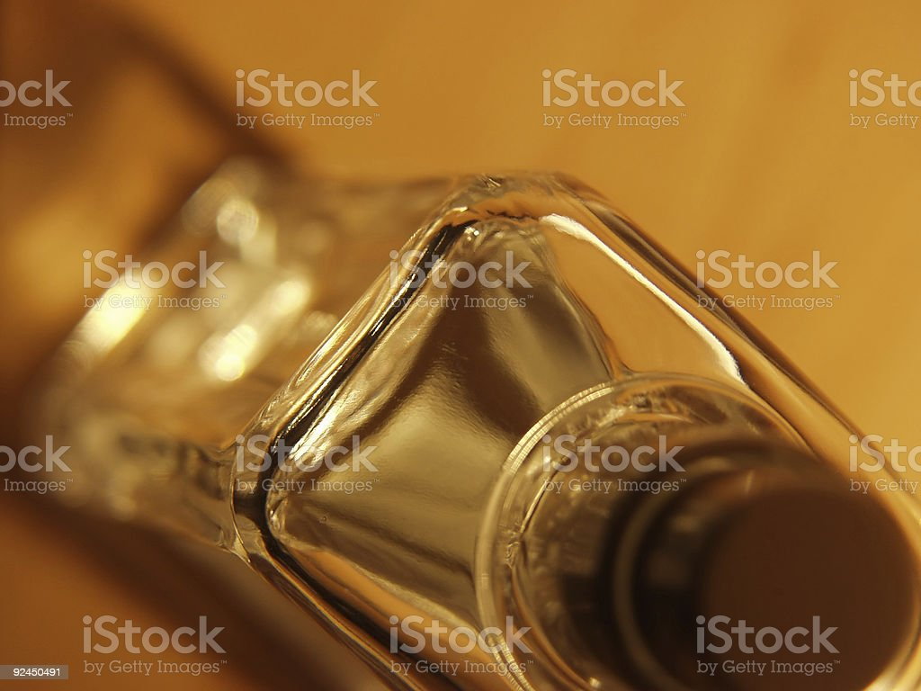 Crome Plated stock photo