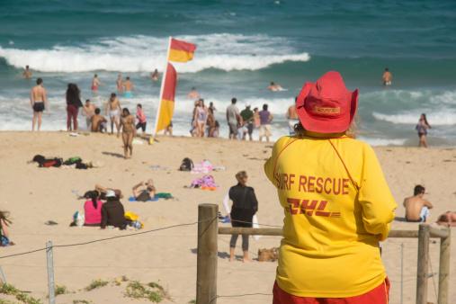 Cronulla Beach - Surf Rescue