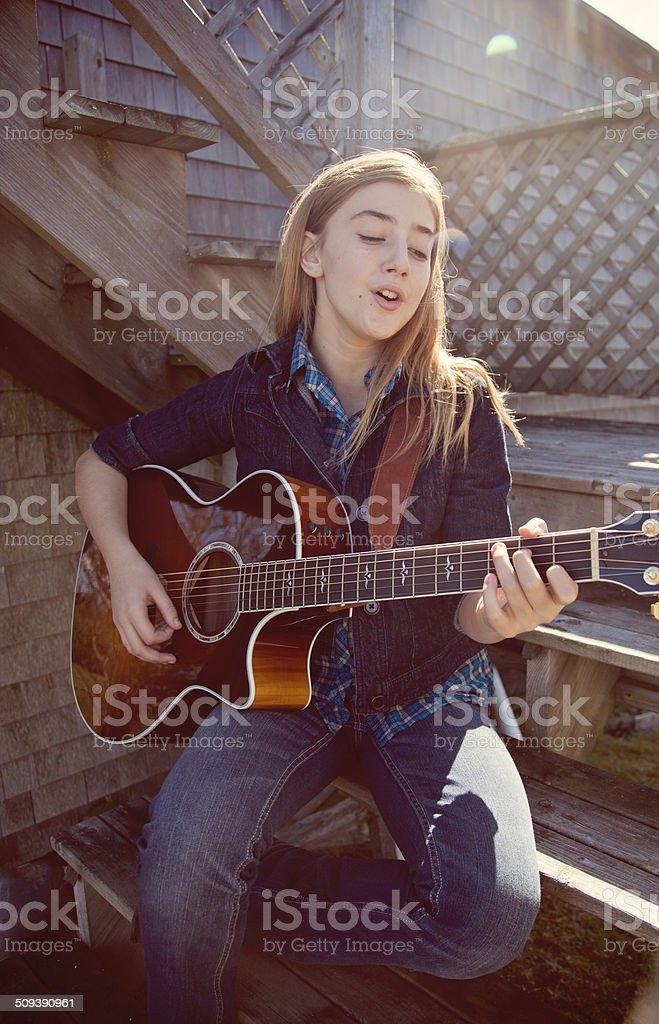 crooner stock photo