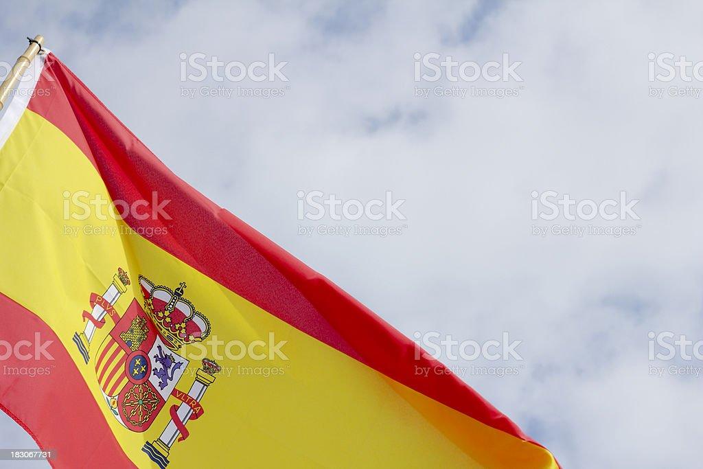 Nutzpflanze der spanischen Flagge – Foto