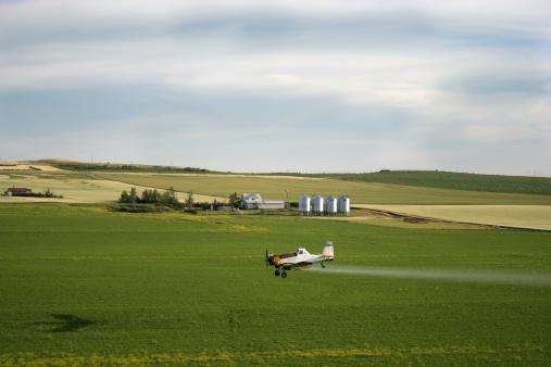 istock cropduster spraying field 184986948