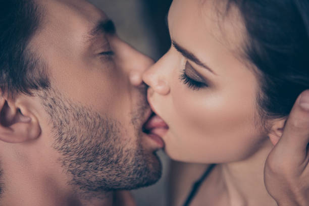 Kissing people tongue What Exactly