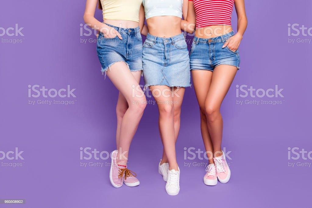 Trio lesbienne