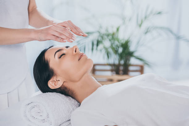 Cropped shot of calm young woman with closed eyes receiving reiki picture id1146123471?b=1&k=6&m=1146123471&s=612x612&w=0&h=6zn601flbq5tkh aaxfd gitmkaelototkjsr7vr8xq=
