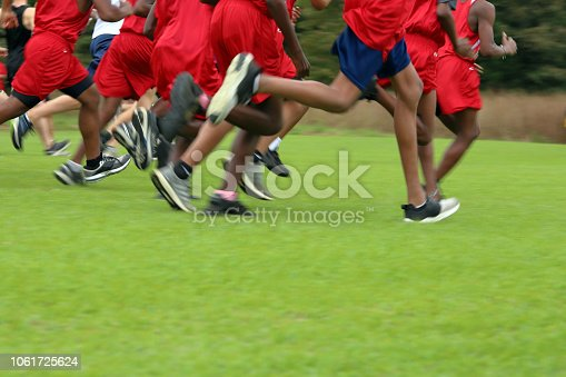 976685710istockphoto Cross Country Runners Running outdoors 1061725624