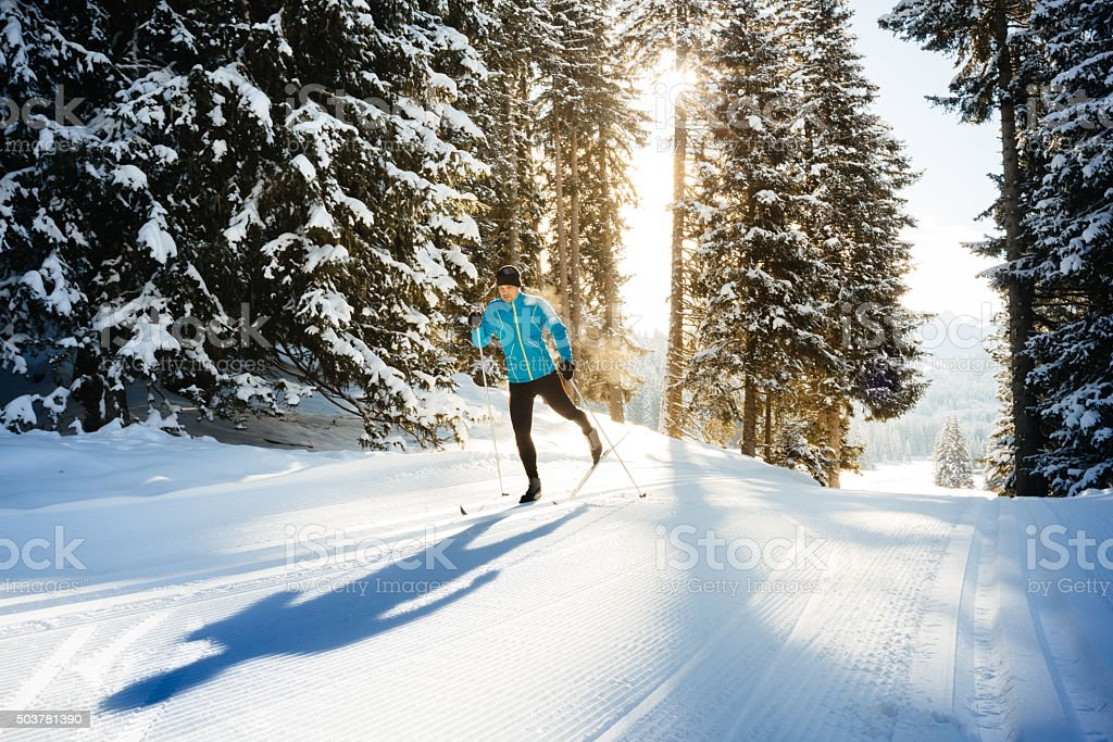 Cross Country Ski – Foto