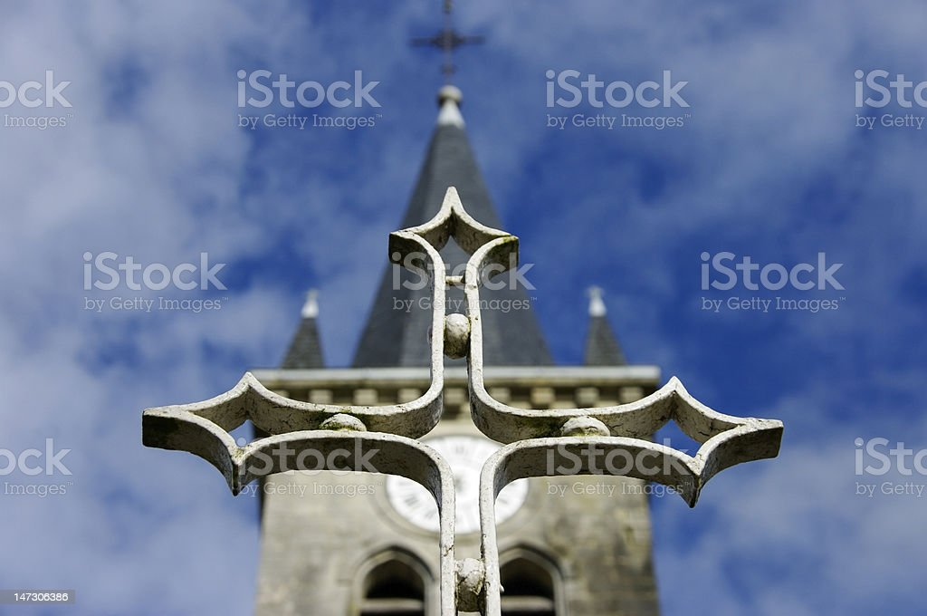 cross royalty-free stock photo