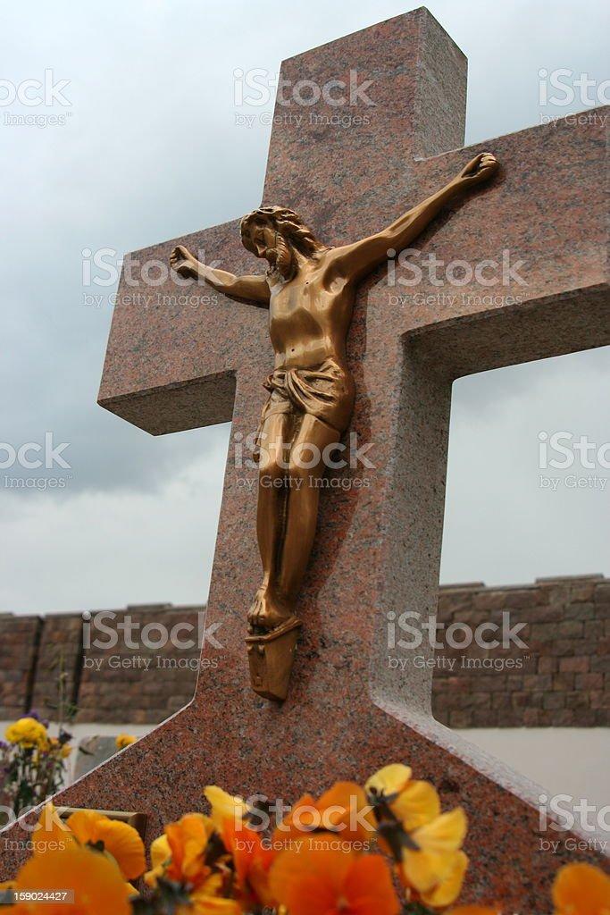 Cross stock photo