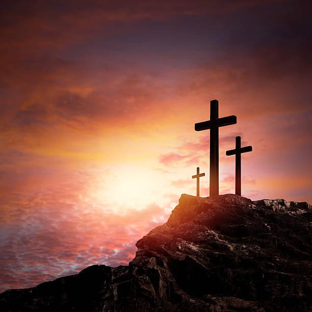cross - jesus croix photos et images de collection